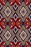 Seamless abstract pattern rhombuses square texture geometric bac Royalty Free Stock Images