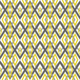 Seamless abstract pattern rhombuses texture geometric background Stock Photo
