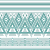 Seamless abstract pattern rhombuses texture geometric on striped Royalty Free Stock Image