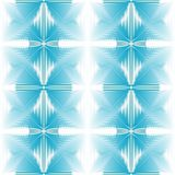 Seamless abstract pattern stock image