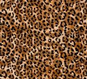 Seamless abstract pattern on a skin leopard texture, snake. stock illustration