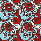 Seamless Abstract  Pattern Royalty Free Stock Image