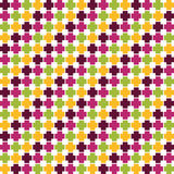Seamless abstract pattern. Texture can be used for printing onto fabric and paper or scrap book. Stock Image