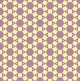 Seamless abstract pattern. Texture with triangles, squares, hexa Royalty Free Stock Photo