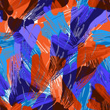 Seamless abstract pattern. Vector illustration. EPS 10 stock illustration