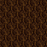Seamless abstract pattern on wallpaper. And fabrics for decoration and packaging Vector Illustration