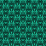 Seamless abstract pattern on wallpaper. And fabrics for decoration and packaging Royalty Free Illustration