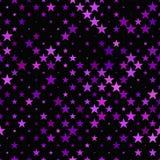 Seamless abstract pentagram star pattern - vector background design. Seamless abstract pentagram star pattern - vector background graphic design stock illustration