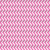 Seamless Abstract Pink Toothed Background Stock Images