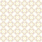 Seamless abstract purple yellow texture fractal patterns. Seamless abstract texture fractal purple yellow in one patterns on white background. Arranged in a Stock Photography