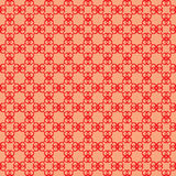Seamless abstract red background Royalty Free Stock Image