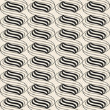 Seamless abstract repeat pattern Royalty Free Stock Photography