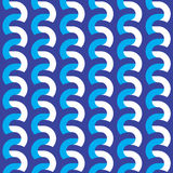 Seamless abstract rippling patterns Royalty Free Stock Photo