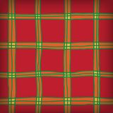 Seamless Abstract Scottish Plaid Stock Photos