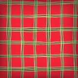 Seamless Abstract Scottish Plaid Royalty Free Stock Image