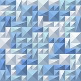 Seamless abstract squares pattern Royalty Free Stock Photography