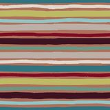 Abstract striped print. Stock Photography