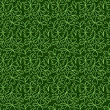 Seamless abstract swirls background Royalty Free Stock Photography