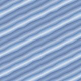 Seamless wave pattern. Seamless abstract texture with blue 3d tubes Stock Images