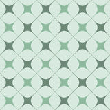 Seamless abstract tile pattern Stock Photo