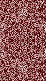 Seamless Abstract Tribal Pattern. Hand Drawn Ethnic Texture. Vec Royalty Free Stock Images