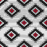 Seamless abstract vector ethnic pattern. Tribal vector design. Stock Photo