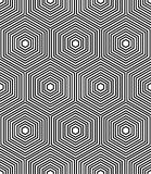 Seamless Abstract Vector Pattern Stock Photography