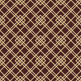 Seamless Abstract Vector Pattern Royalty Free Stock Image