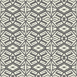 Seamless abstract vector texture pattern ethnic style background Stock Images