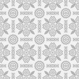 Seamless abstract vector texture pattern ethnic style background Royalty Free Stock Photo