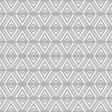Seamless abstract vector texture pattern ethnic style background Stock Photography