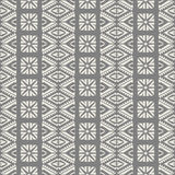 Seamless abstract vector texture pattern ethnic style background Royalty Free Stock Image