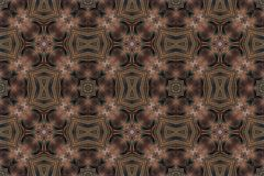Seamless abstract vintage background colored mosaic symmetrical pattern.  Royalty Free Stock Images