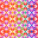 Seamless abstract vivid pattern Royalty Free Stock Photos