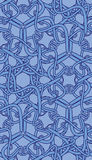 Seamless Abstract Wallpaper Pattern Stock Photography
