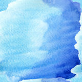 Seamless abstract watercolor background. Royalty Free Stock Images