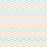 Seamless abstract waved cute pattern . Stock Photo