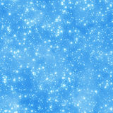 Seamless abstract winter background Royalty Free Stock Images