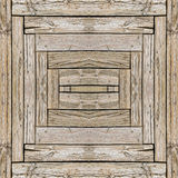 Seamless abstract  wood plank Stock Photography