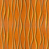 Seamless abstract wooden pattern Royalty Free Stock Images