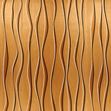 Seamless abstract wooden pattern Stock Image