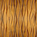 Seamless abstract wooden pattern Royalty Free Stock Photography