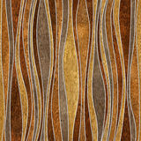 Seamless abstract wooden pattern Stock Images