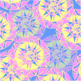 seamless abstrakt bakgrund Royaltyfri Fotografi