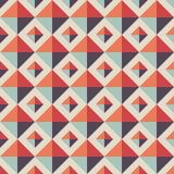 seamless abstrakt geometrisk modell vektor illustrationer