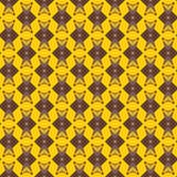 seamless abstrakt geometrisk modell Royaltyfri Foto