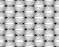 seamless abstrakt modell Royaltyfri Bild
