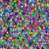 seamless abstrakt modell En geometrisk design Arkivfoton