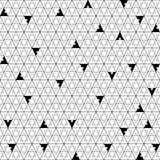 seamless abstrakt modell planlägg geometriskt Royaltyfri Bild