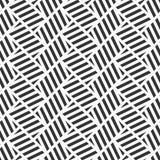 seamless abstrakt modell Randiga rektanglar Fiskbensmönstertextur Diagonal ordning Upprepa geometriska tegelplattor royaltyfri illustrationer